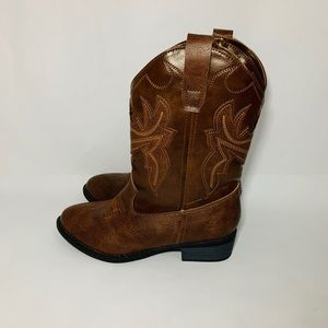 Frye & Co Bailey Patch ( Girl's Multi Sz )Western